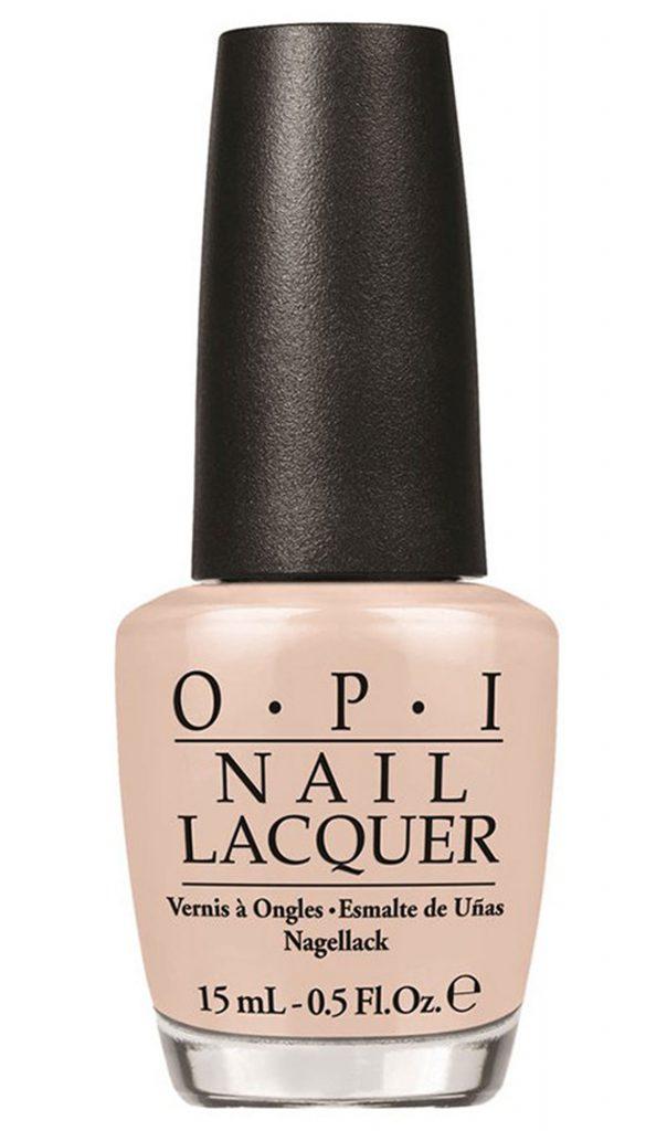 Лак для ногтей OPI Nail Polish in Samoan Sand, 10 $ – держится как минимум три дня!
