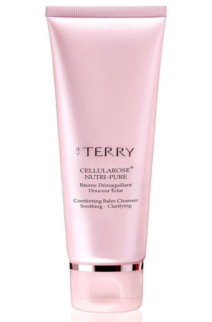 Бальзам для лица By Terry Cellularose Nutri-Pure Cleanser, 68 $ – борется с мелкими шелушениями на коже.
