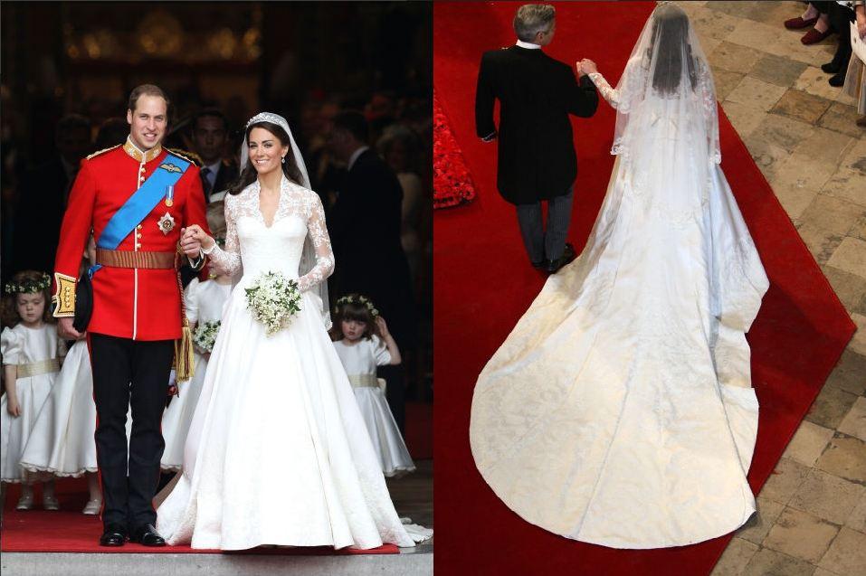 Свадьба принца Уильяма и Кейт Мидлтон