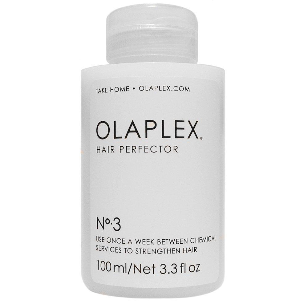 Средство для восстановления волос Olaplex Hair Perfector No. 3, 24,5 $ – не дает волосам «выйти из строя», сохраняет их блеск.