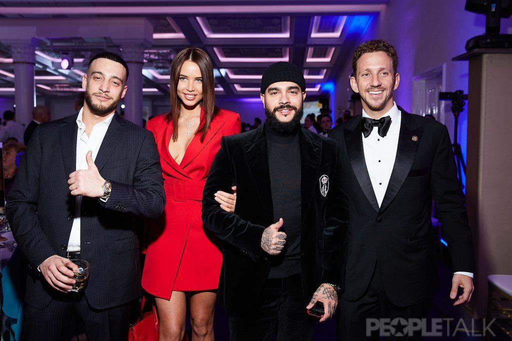 Артем Юнусов, Анастасия Решетова, Тимати и Эрнест Рудяк