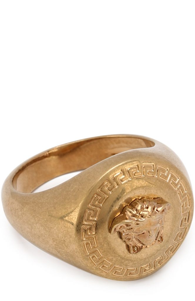 Кольцо VERSACE, 12550 руб.