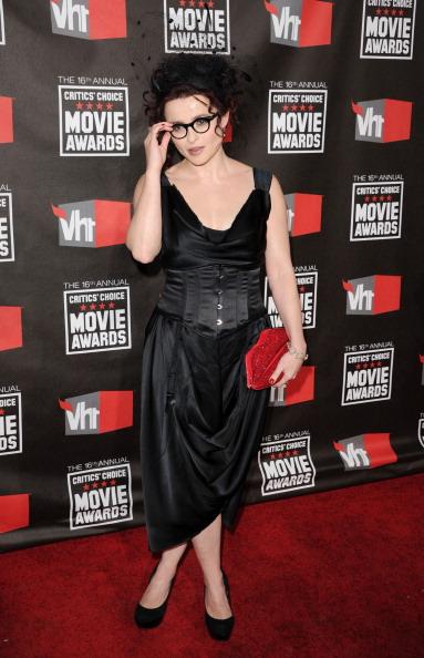 Хелена Бонэм Картер на 16 вручении премии Critics' Choice Movie Awards, 2011 год