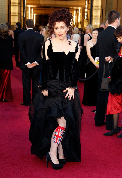 Хелена Бонэм Картер на 83 Ежегодной Академической Премии, 2011 год