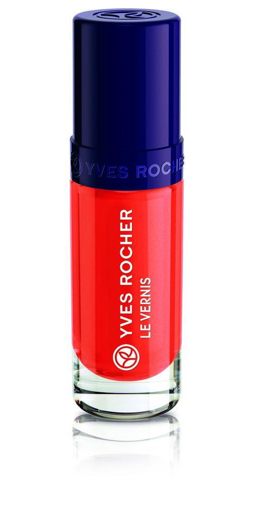 Лак для ногтей Végétale Corail Yves Rocher - ложится ровно и держится неплохо. Цена по запросу