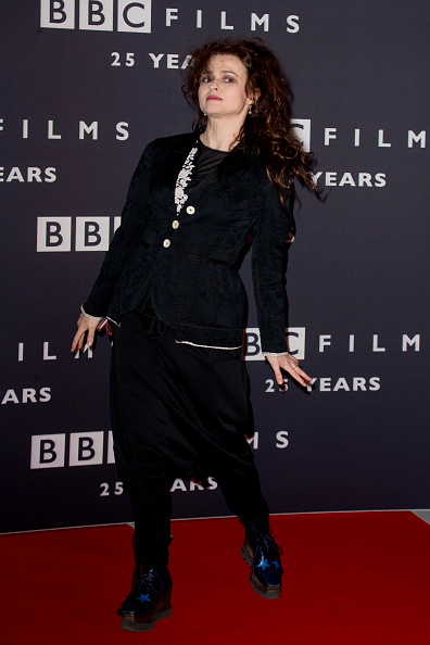Хелена Бонэм Картер на званом вечере BBC Films 25th Anniversary Reception в Лондоне, 2015 год