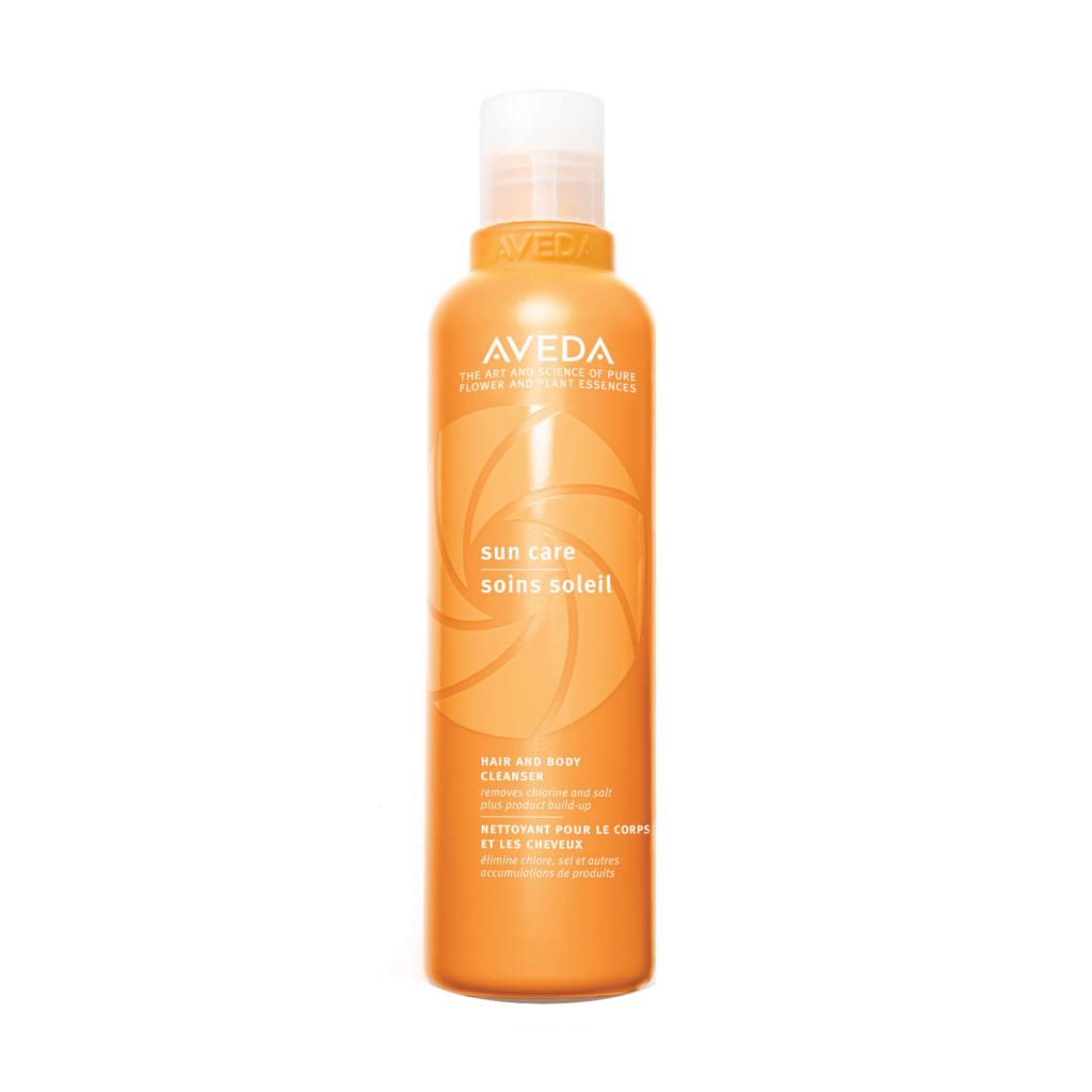 Очищающий гель для волос и тела после пребывания на солнце Sun Care Hair&Body Cleanser Aveda - легко и быстро приводит волосы в порядок, смывает всю грязь на счет раз. 1940 р.
