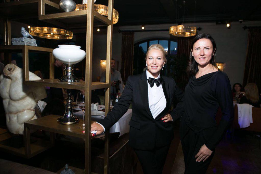 Екатерина Одинцова и Ольга Филипенкова