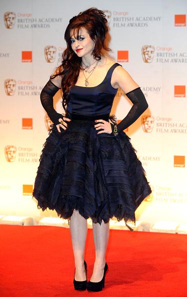 Хелена Бонэм Картер на премии BAFTA, 2012 год