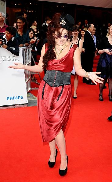 Хелена Бонэм Картер на премии BAFTA, 2010 год