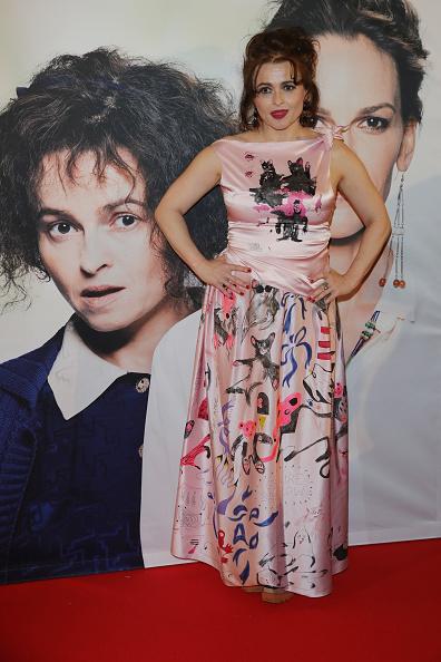 Хелена Бонэм Картер на премьере фильма «Элеанор и Колетт» в Эссене, 2018 год
