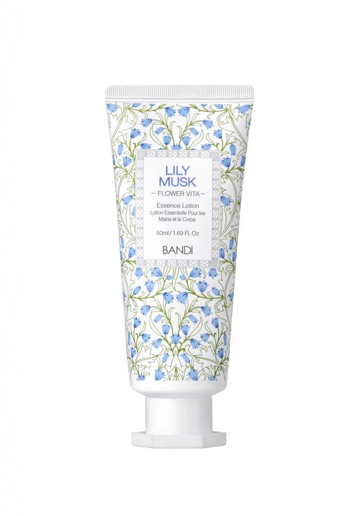 Лосьон для рук и тела «Мускатная лилия» в обновленной упаковке Bandy мгновенно впитывается и придает коже рук потрясающую бархатистость. Цена по запросу