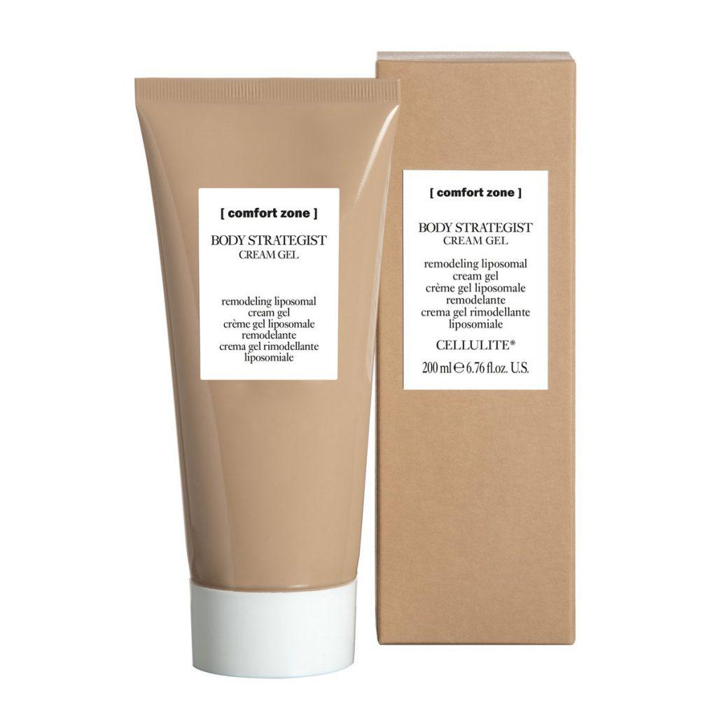 Антицеллюлитный крем-гель с дренажным эффектом comfort zone делает кожу идеально ровной и гладкой уже после второго дня использования. Цена по запросу