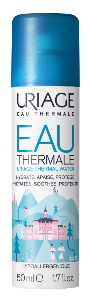 Увлажняющая дымка-спрей О'Термаль spf 30, Uriage поможет сохранить твою кожу молодой и красивой! Цена по запросу