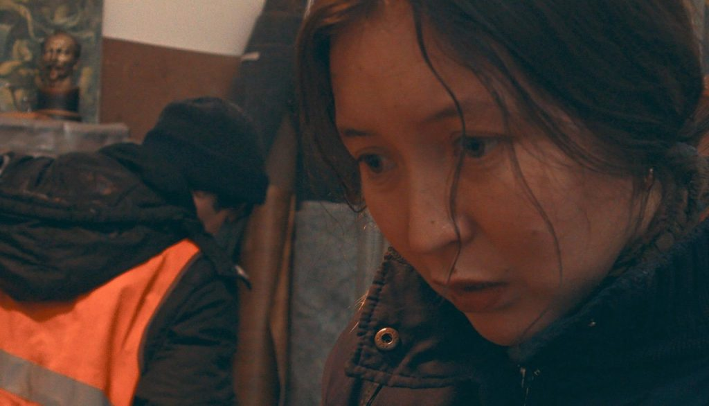 кадр из фильма «Айка»