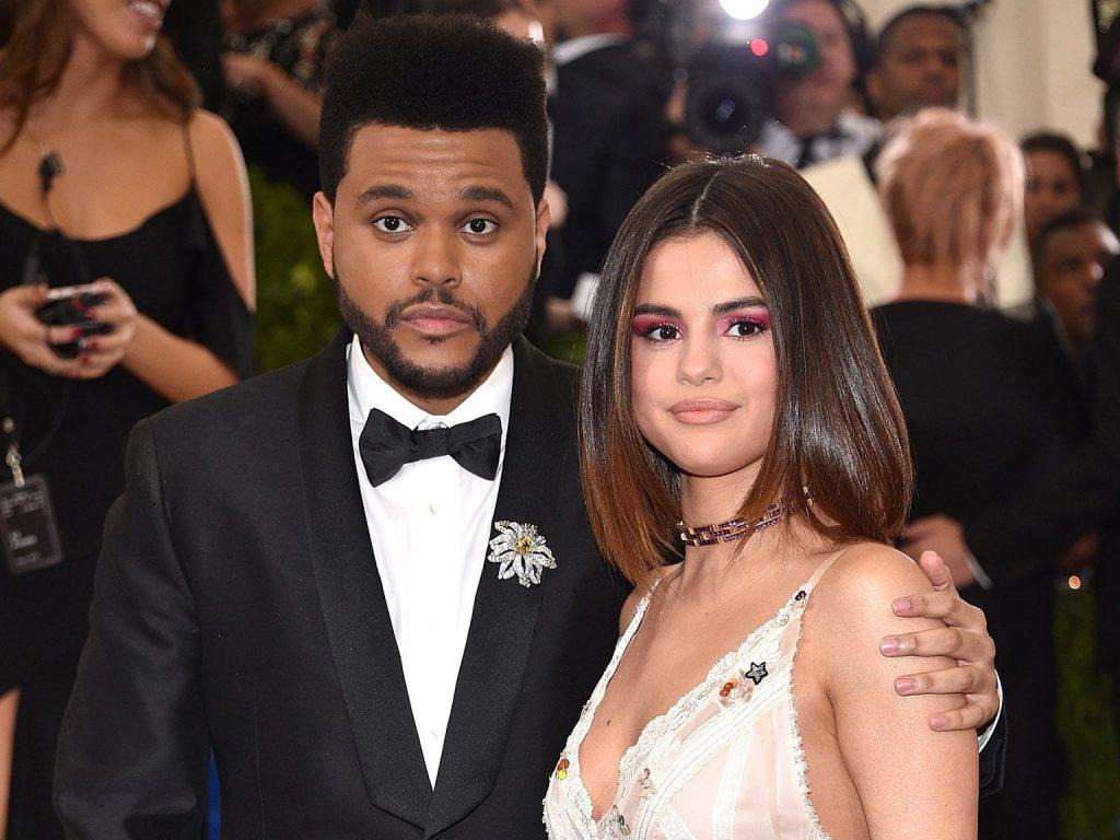 The Weeknd и Селена