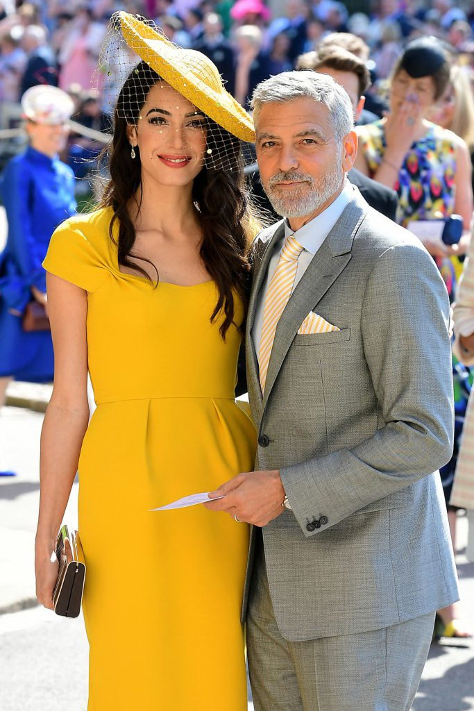 Амаль и Джорджи Клуни