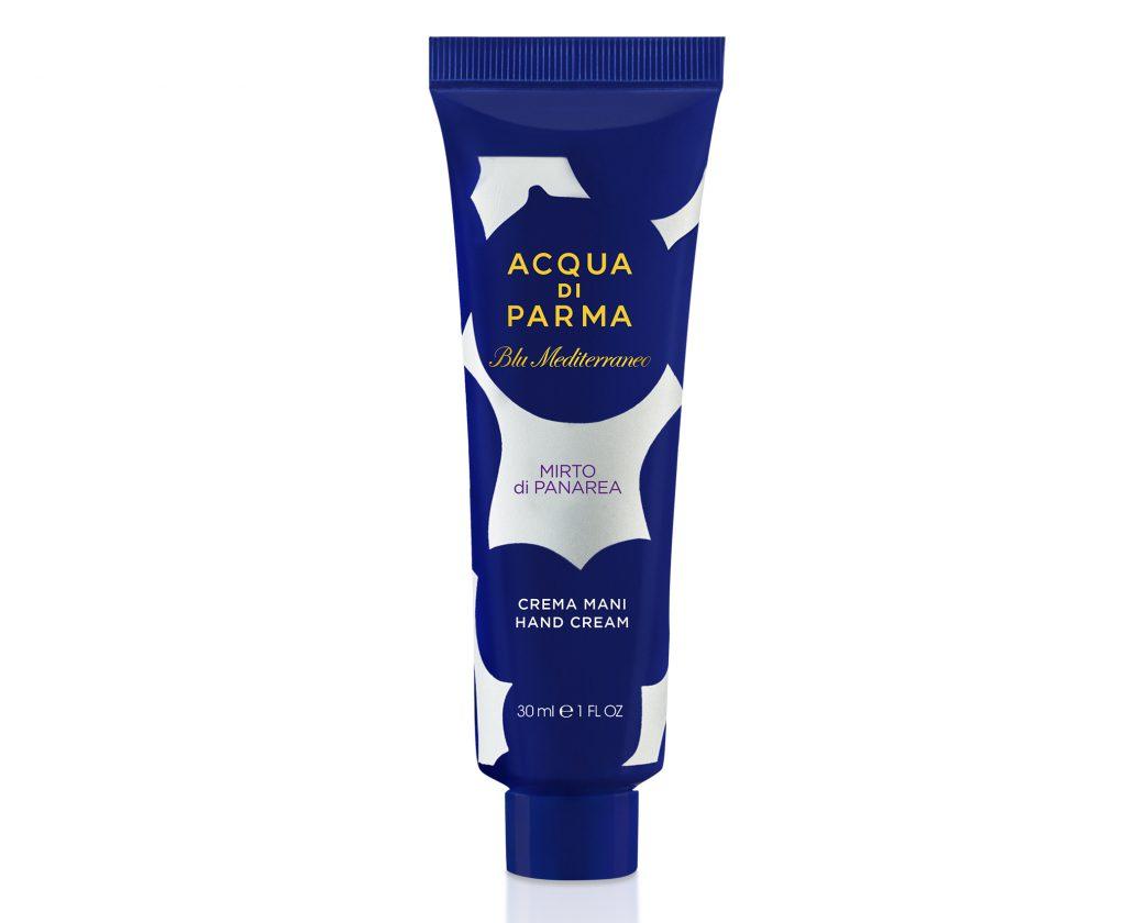 Крем для рук Blu Mediterraneo Aqua di Parma - то, что нужно, если у тебя особенно сухая кожа! Впитывается быстро и мгновенно питает. Цена по запросу