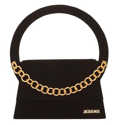 jacquemus Rond bag, 50600 руб.