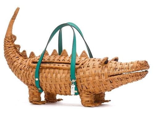 kate spade new york alligator bag, 32385 руб.