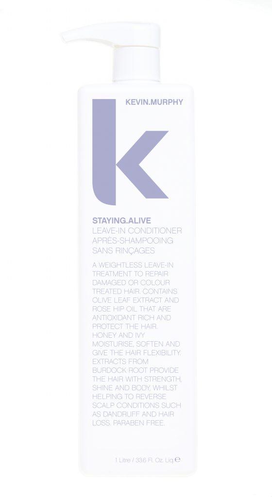 Ультралегкий несмываемый кондиционер-спрей Kevin Murphy восстанавливает водный баланс кожиголовы, укрепляет и интенсивно увлажняет волосы. Цена по запросу