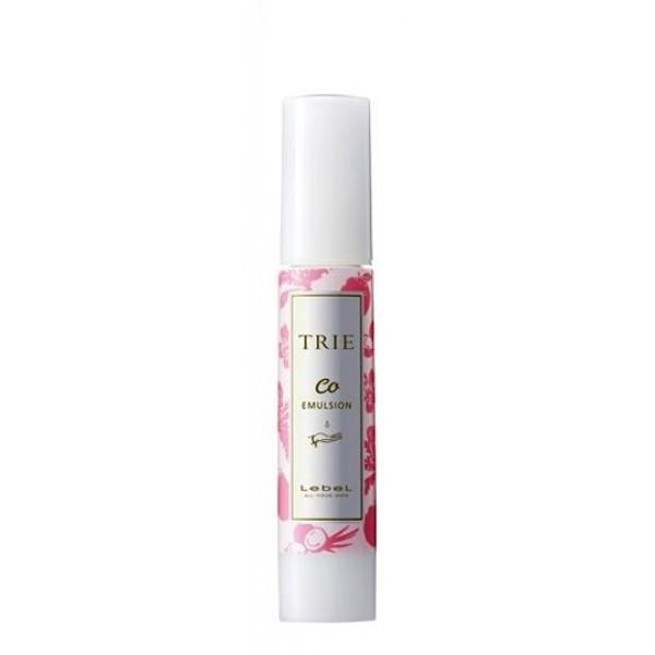 Увлажняющаяиразглаживающая эмульсия-уходTRIEEmulsion Cocobelle  Lebel, идеально подходит для жестких, сухих, пористых волос, облегчает рассасывание и убирает пушистость. 2239 р.