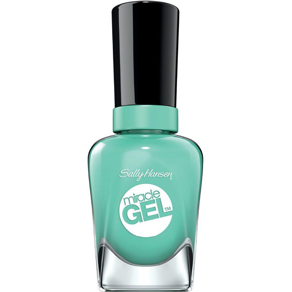 Лак для ногтей 754 Prince Char-Mint Miracle Gel , Sally Hansen - идеально ложится на ногти и придает им красивый мятный оттенок. Цена по запросу