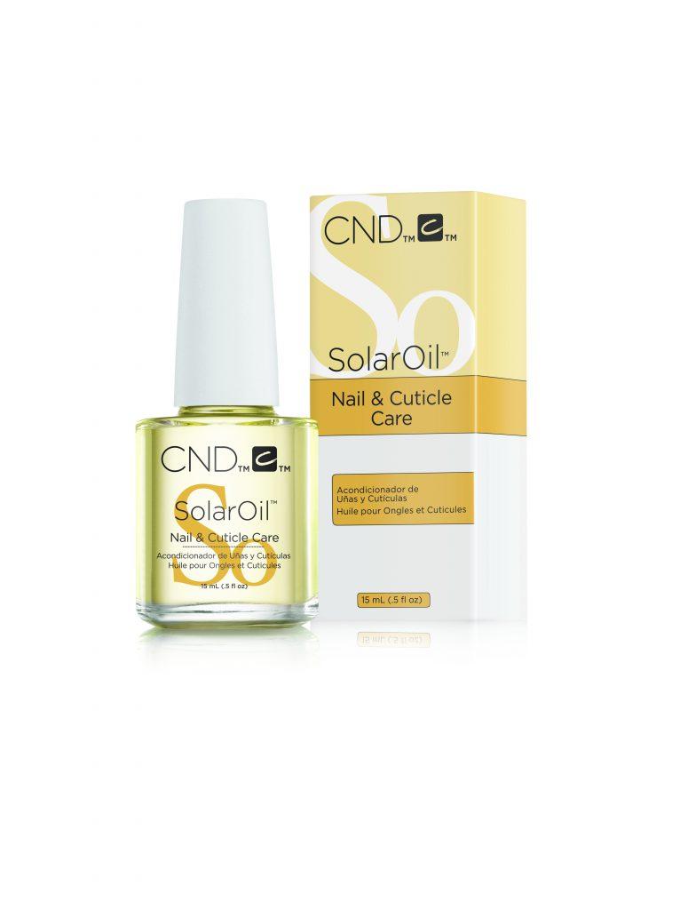 Масло для ногтей и кутикулы Solar Oil CND эффективно увлажняет и питает кутикулу и укрепляет ногти предотвращая их расслаивание. Цена по запросу