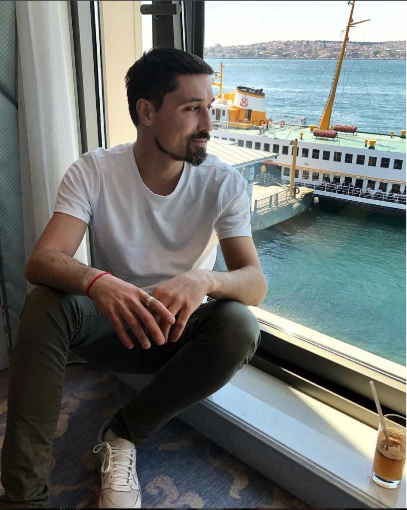 Дима Билан в Стамбуле