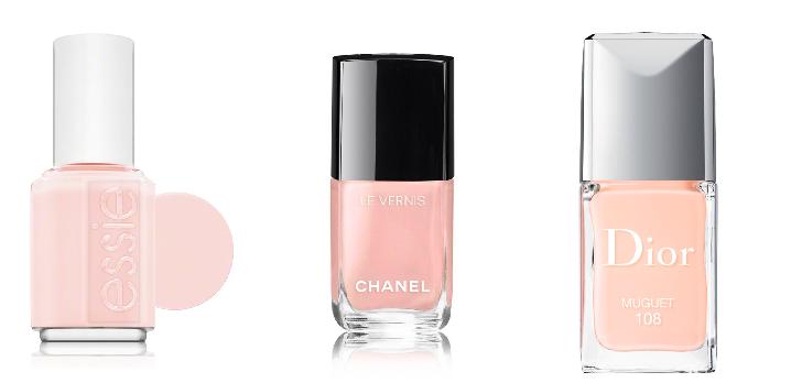 Лаки для ногтей Essie Professional, Chanel, Dior