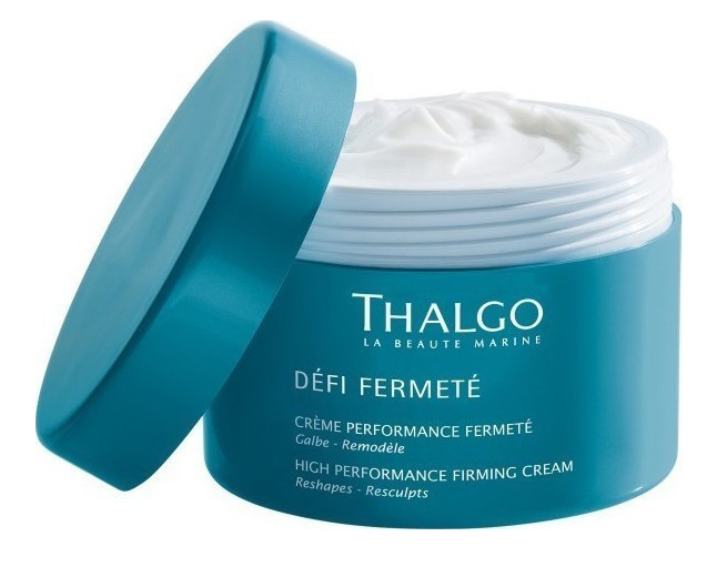 Подтягивающий крем, Thalgo с водорослями оказывает глубокое воздействие, способствуя повышению упругости кожи. Ок. 1200 р.