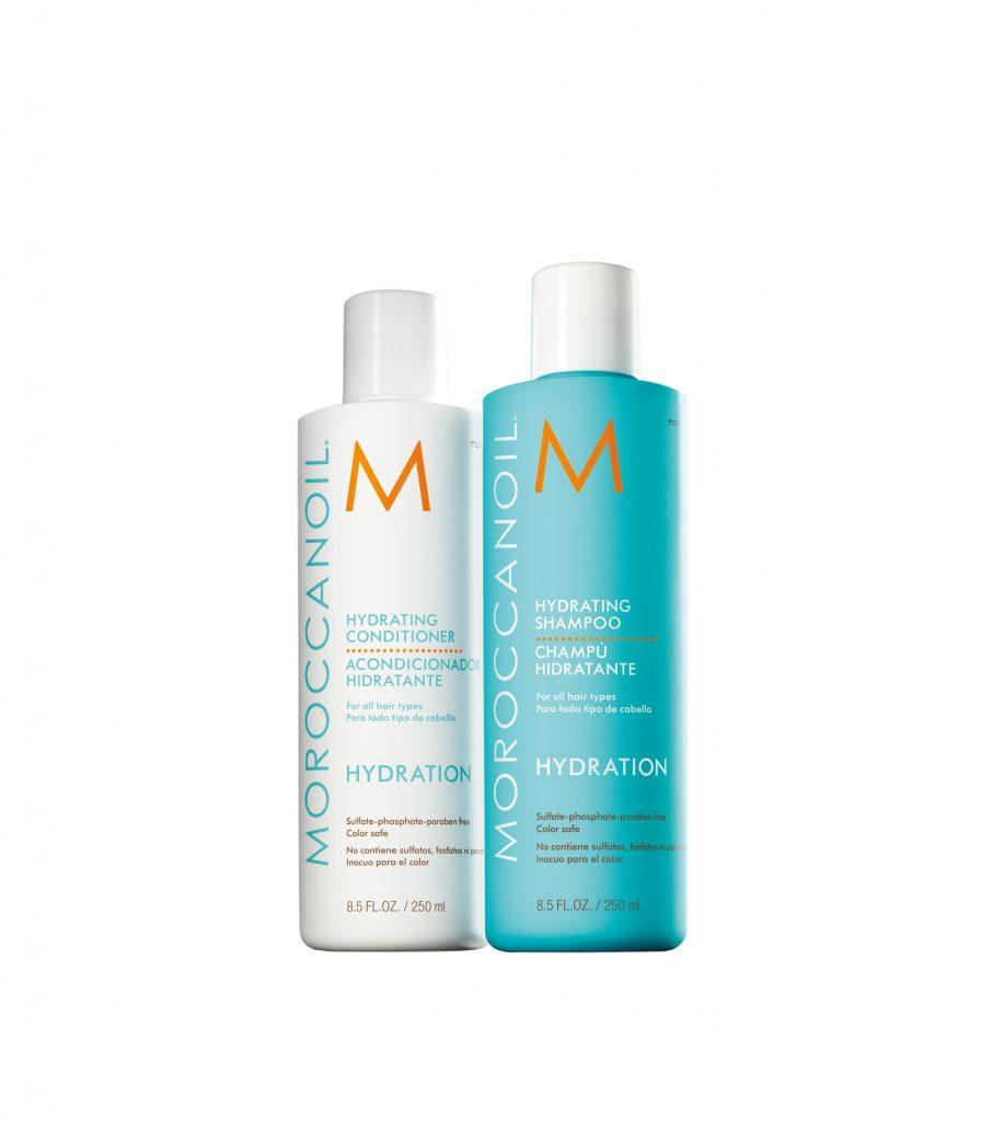 Увлажняющий шампунь и кондиционер Moroccanoil® питают волосы благодаря богатому антиоксидантами составу, в числе которых есть аргановое масло, витамины A и E. Цены по запросу