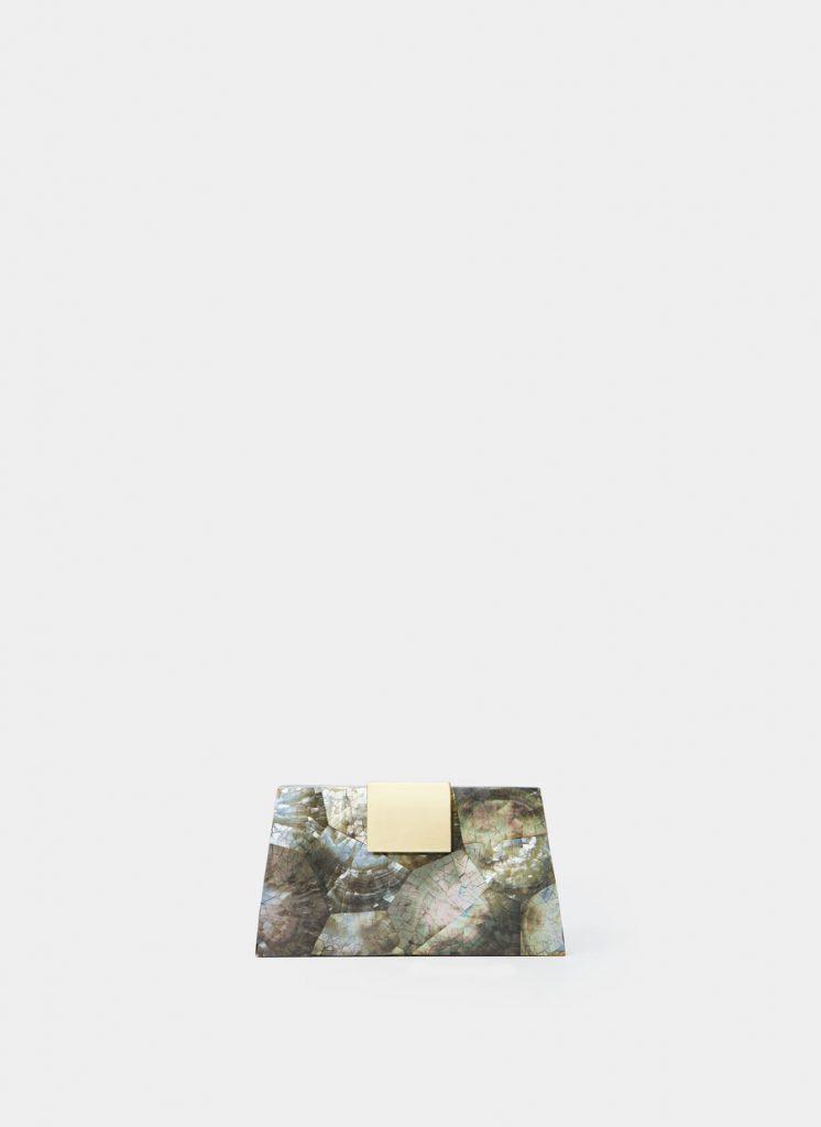 Клатч Uterque, 28590 руб.