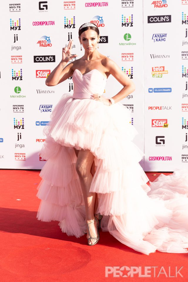 Ольга Бузова в платье Bella Potemkina
