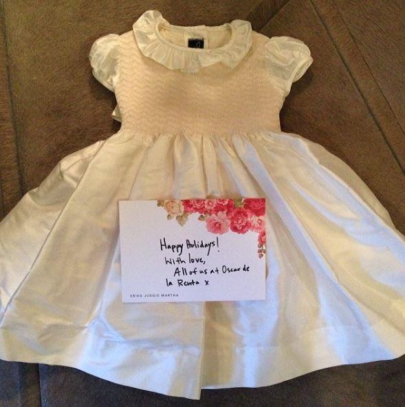 Платье Oscar De La Renta, 600-900 $