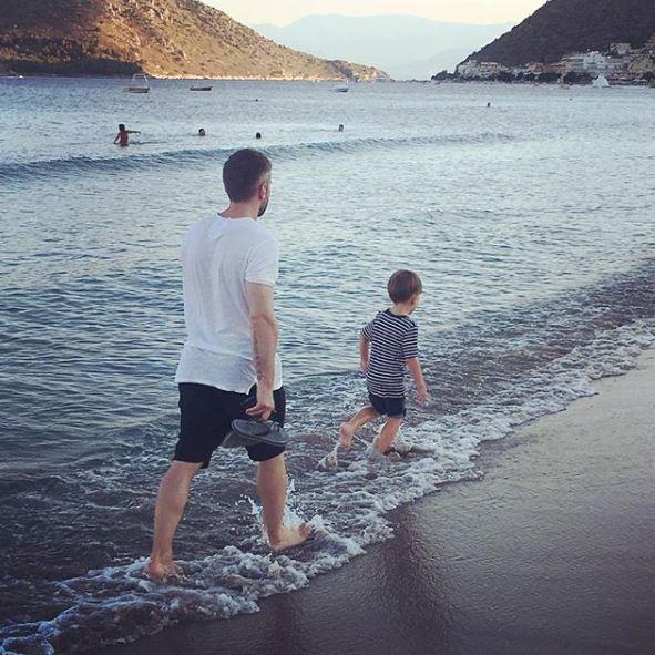 Дмитрий Шепелев об отцовстве, семье Фриске и личной жизни