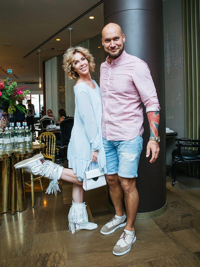 Юлия и Василий Смольные