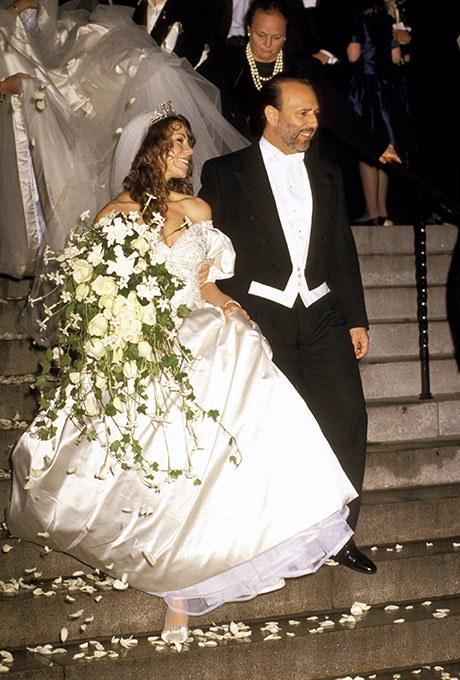 Мэрайя Кери и Томми Моттола, 1993 год