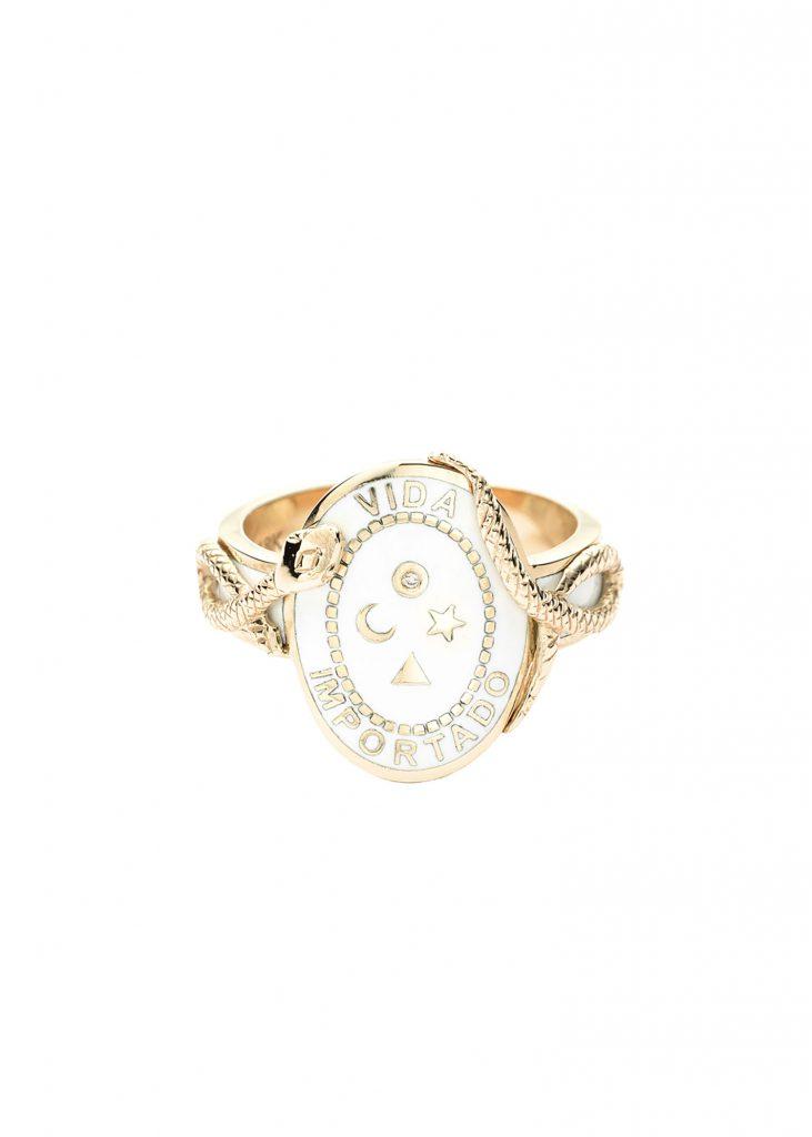 Кольцо Foundrae, $3495 (foundrae.com)