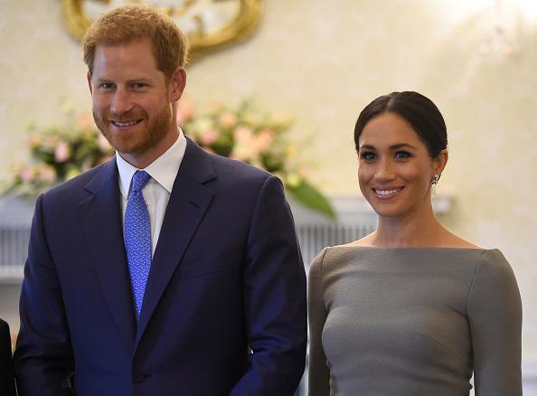 Меган Маркл и принц Гарри, июль 2018
