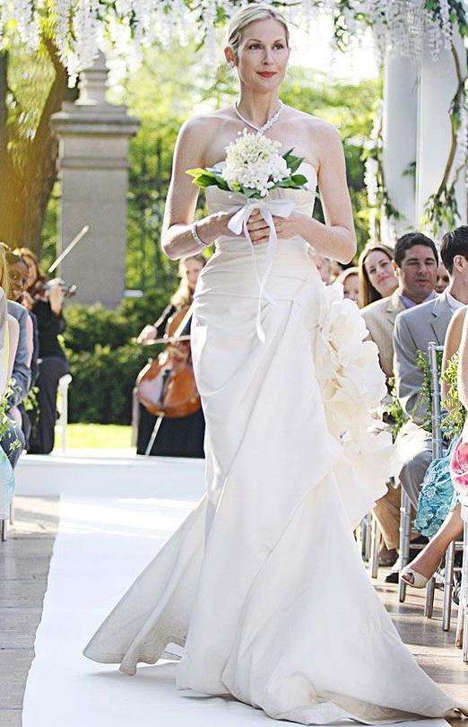 Келли Разерфорд в роли Лили ван дер Вудсен, сериал «Сплетница», 2007 год
