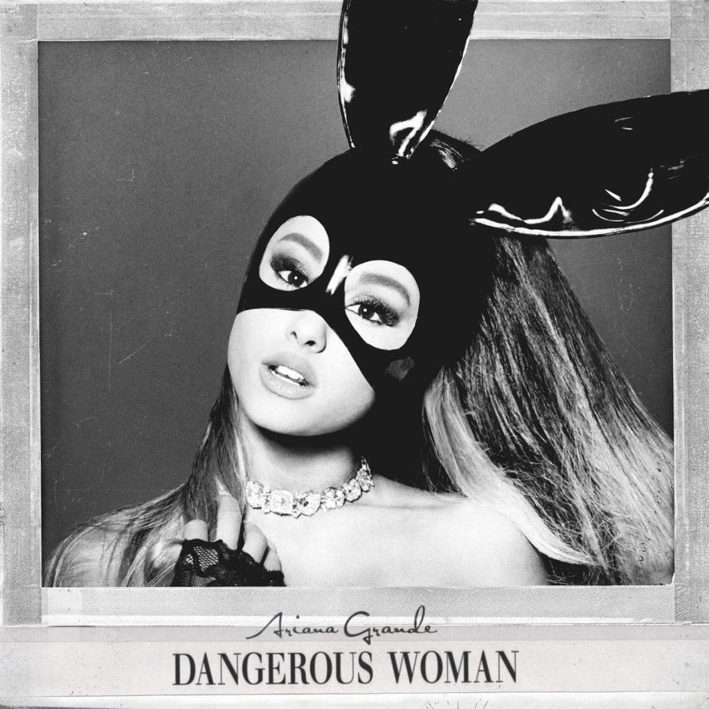 Обложка альбома «Dangerous Woman»