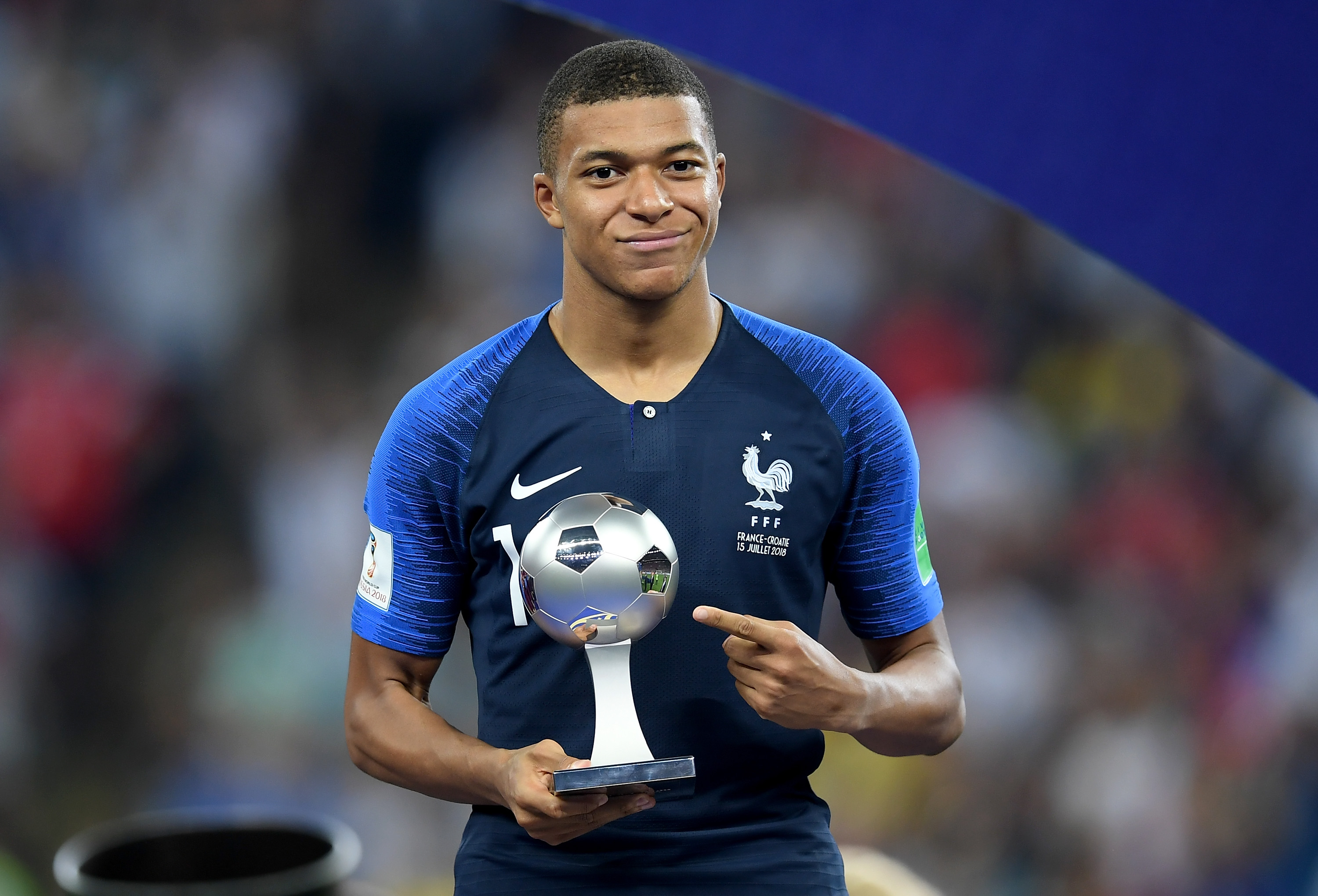 Mbappe to Liverpool: Fan creates video showing what it'll be like if they sign PSG star