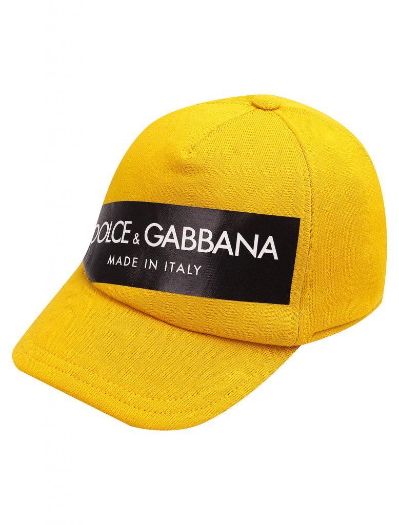 Кепка Dolce&Gabbana, 5 585 р.  (DANIELONLINE.RU)