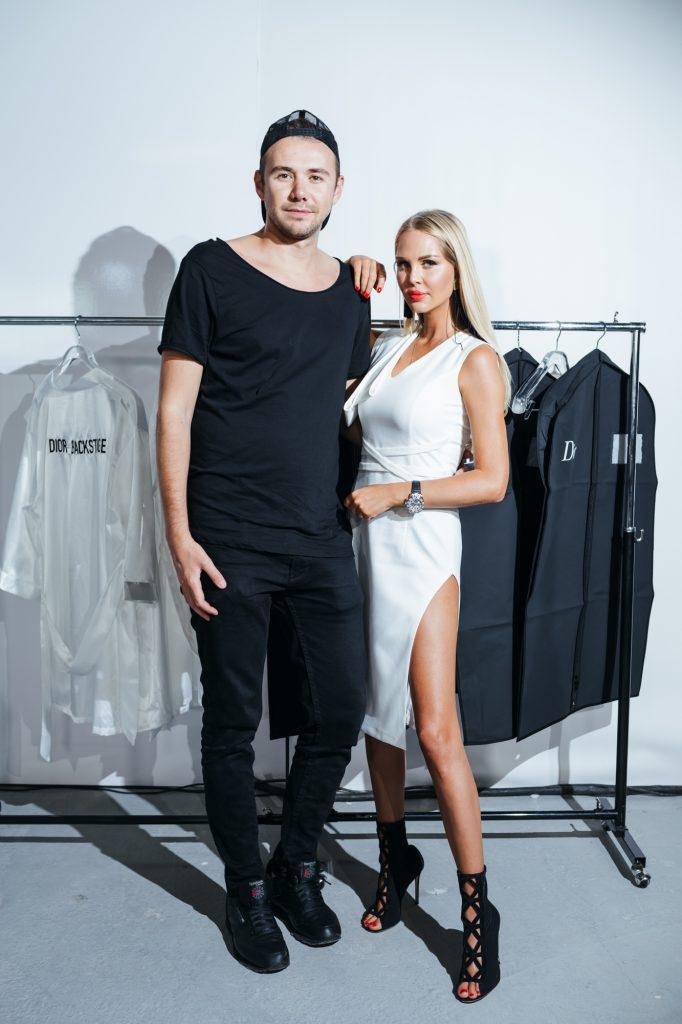 Дмитрий Волков и Мария Погребняк