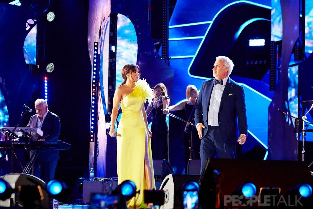 Ани Лорак и Валерий Меладзе