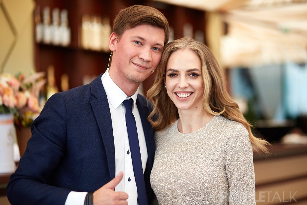 Александр Наумов и Надежда Сысоева
