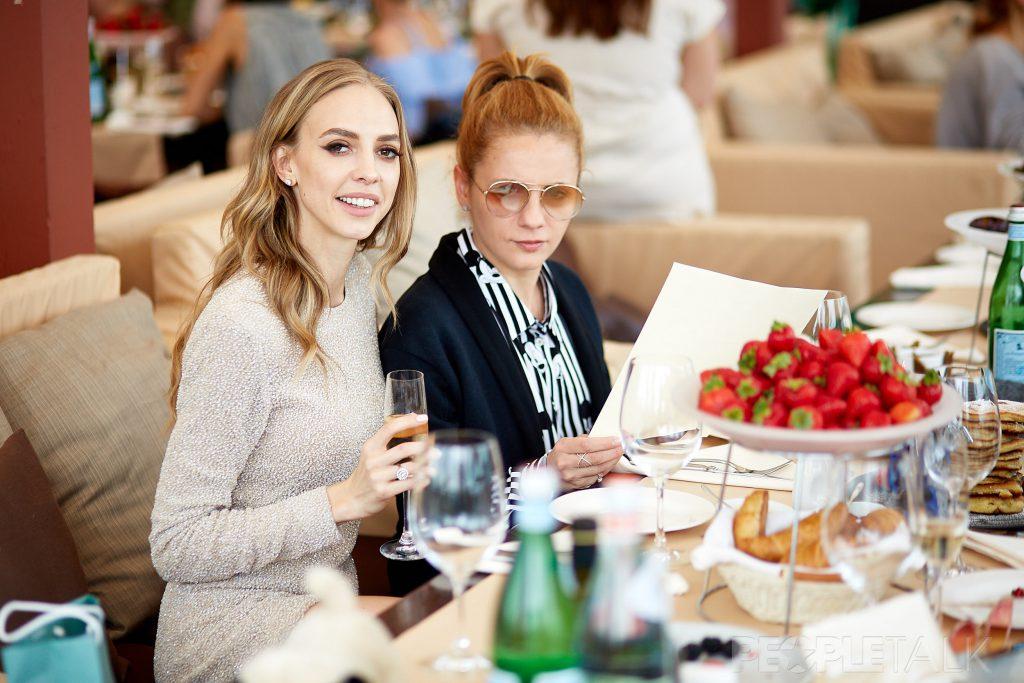 Надежда Сысоева и Наталья Еприкян