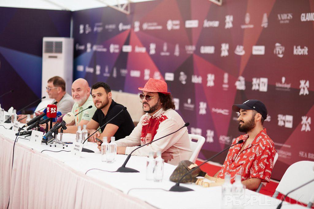 Пресс-конференция фестиваля «Жара»