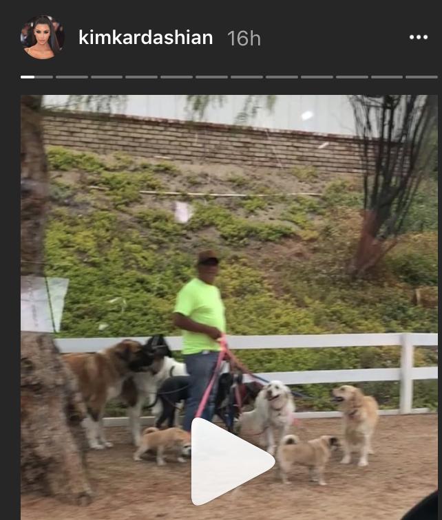 Ким Кардашьян Stories